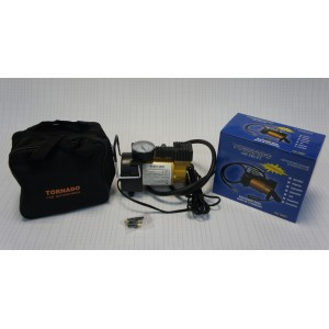 TORNADO АС580  компрессор 35л мин 110Вт 10 Атм сумка насадки гарантия 1год