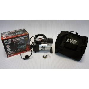 AVS КА 580  компрессор 40л мин 150Вт 10Атм сумка насадки гарантия 1год