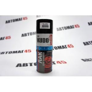KUDO  лак Красный тонировочный для фонарей аэрозоль 520мл