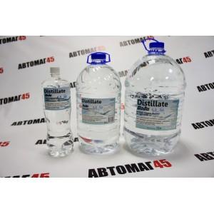 Планета  Proff вода дистиллированная 5л