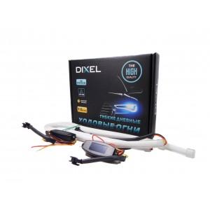 DIXEL Flexible  лента светодиодная гибкая белая желтая 16W 30см