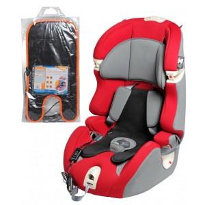 AirLine накидка с подогревом для детского автокресла 12В 22Вт черная гарантия 1 год