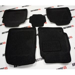 BORATEX  коврики в салон 3D ворс Toyota Camry V50-V55 2012-18г комплект