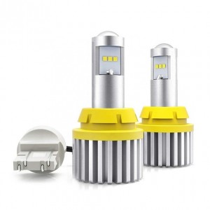 CRILINE  лампа светодиодная Т20 W21W 9CSP 27Вт 5000К 2шт гарантия 6мес