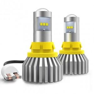 CRILINE  лампа светодиодная Т15 W15W 9CSP 27Вт 5000К 2шт гарантия 6мес