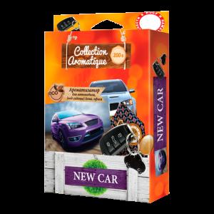 Collection ароматизатор под сиденье New car 200гр