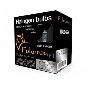Fukurou  F1 лампа H11 12V 55W (115W) Япония 2шт