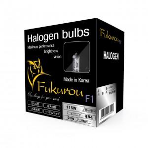 Fukurou  F1 лампа HB4 12V 55W (115W) Корея 2шт