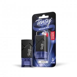 Tensy  ароматизатор на дефлектор Чёрный Лёд 8мл