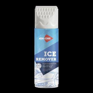 AIM-ONE  Размораживатель для удаления снега и льда 420мл