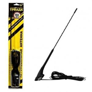 Триада-ВА 63-01 антенна наружная врезная поворотная прямой пруток 40см