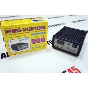 Вымпел-50  НПП Орион зарядное устройство для АКБ 15А автомат жк дисплей оригинал гарантия 1год