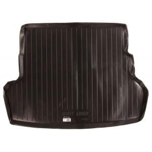 Locker  коврик в багажник пластик KIA Rio 2011-2017г cедан