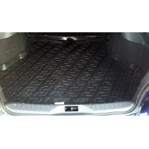 Locker  коврик в багажник пластик Лада Granta Гранта с 2014г лифтбэк