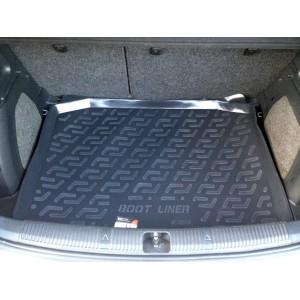 Locker  коврик в багажник пластик Renault Kaptur c 2016г