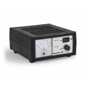 Вымпел-40  НПП Орион СПБ зарядное устройство для АКБ 20А автомат жк дисплей оригинал гарантия 1год