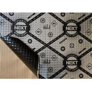 Technik Next вибропласт толщина 4мм 500х700мм 60 микрон
