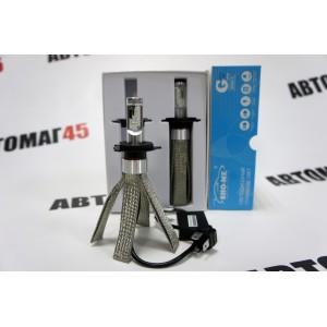 Sho-Me G7Lite LED 2шт H4 12-24В 20W 5000K 2800Lm +150 гарантия 12мес