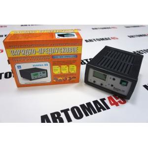 Вымпел-55  НПП Орион СПБ зарядное устройство для АКБ 15А автомат жк дисплей оригинал гарантия 1год