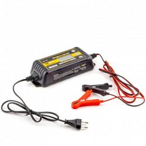 Top Auto  зарядное устройство АЗУ-806 8А 12-24В до 160А/ч для всех тапов АКБ гарантия 3года
