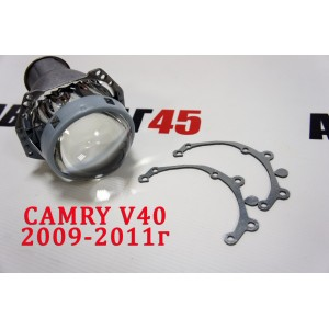 Dixel переходная рамка Toyota Camry V40 2009-2011г модуль H3/3R/5R 2шт