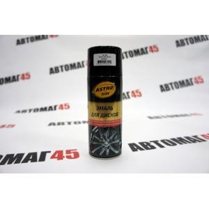 ASTROhim  эмаль Черная 602 декоративная для дисков 520мл