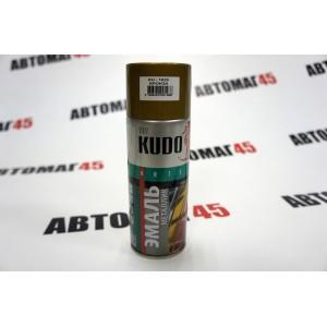 KUDO  эмаль Бронза декоративная металлик аэрозоль 520мл
