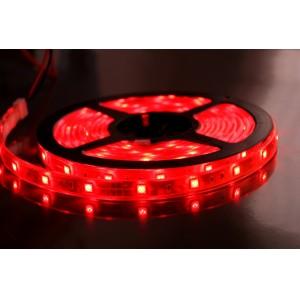 Лента  светодиодная красная Т5050 1м