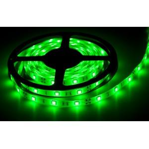 Лента  светодиодная зеленая Т5050 1м