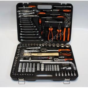Автодело  набор инструментов 119 предметов