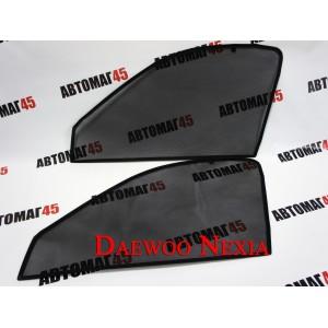 Легатон каркасные шторки на клипсах и магниты Daewoo Nexia передние 2шт
