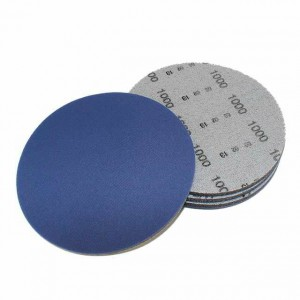 HOLEX  круг абразивный на мягкой основе d=150мм P2000
