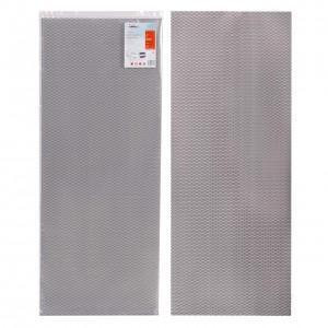 AirLine сетка защитно-декоративная ячейка алюминиевая черная 10ммх4мм 40х100см