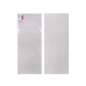 AirLine сетка защитно-декоративная ячейка алюминиевая без покраски 10ммх4мм 40х100см