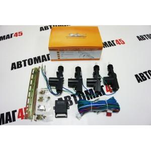 AirLine комплект центрального замка 4 штуки и блок управления