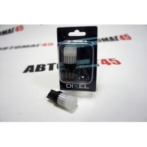 DIXEL лампа светодиодная Т20 21W/5W 370Lm 3LED 360% без цоколя биполярная 2шт гарантия 12мес