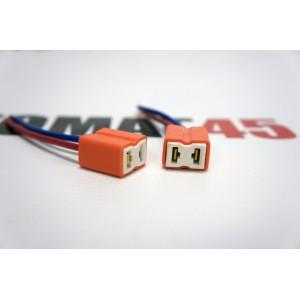 Разъем H7 керамический с проводами