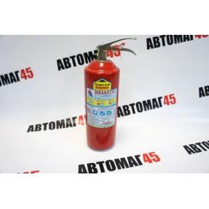 AirLine огнетушитель порошковый ОП-2 по ГОСТу с манометром 2л