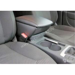 Подлокотник Volkswagen Passat B6 2005-2010г экокожа
