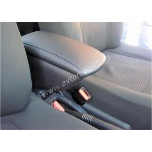 Подлокотник универ Nissan Almera Hyundai Accent Lanos Getz Matiz Logan Duster Captur Almera Largus Lada X-Ray экокожа