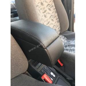 Подлокотник универсальный Ваз 2110-12 Almera Hyundai Accent Lanos Getz Matiz Logan Duster Captur Largus Lada X-Ray экокожа