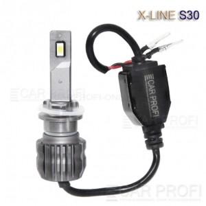 Car Profi S30 лампы LED 2шт Н27(880/881) 12-24В 30W 5500K 4000Lm гарантия 6мес
