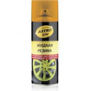 ASTROhim жидкая резина оранжевая флуоресцентная аэрозоль 520мл