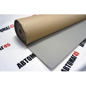 Материал потолочный на поролоне Серый 3мм 1м х1,5м