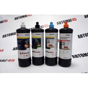 3М 9375NF паста полировальная №2 мелкоабразивная профессиональная 50 гр черный колпачок