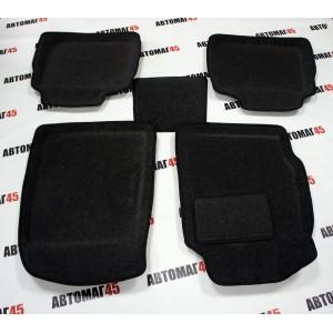 BORATEX коврики в салон 3D ворс Toyota Camry V40 2006-2012г комплект