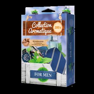 Collection ароматизатор под сиденье FOR MEN 200гр