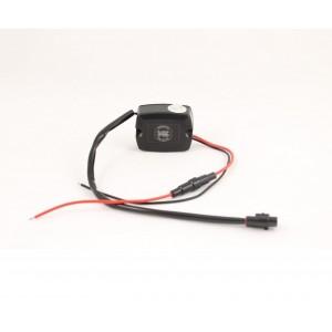 KS Auto Стабилизатор контроллер напряжения для ходовых огней 12/24В