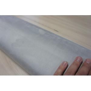 Алькантара самоклеющаяся серебро 1м х 1,5м