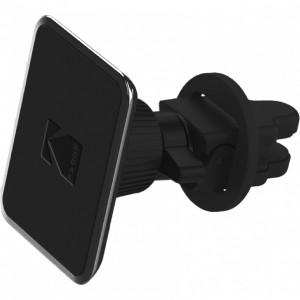 KODAK держатель телефона на дефлектор магнитный черный поворотный